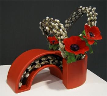 Schnupperlektion ikebana daniela jost ikebana for Japanische blumenkunst